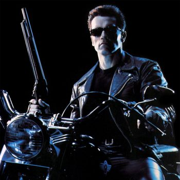 Terminator 2 poster2