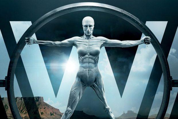 Westworld serie TV 2016 poster