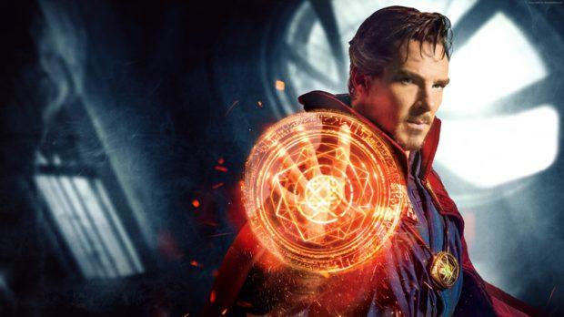 Dr. Strange 2016