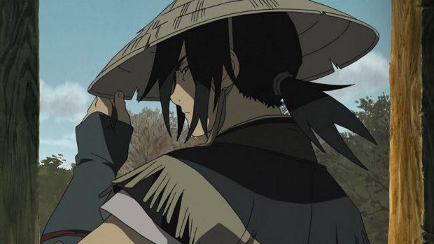 El samurái sin nombre
