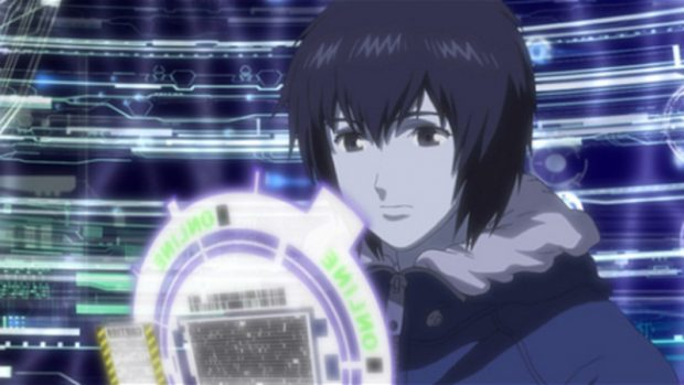 Ghost in the Shell: Stand Alone complex - El hombre que ríe