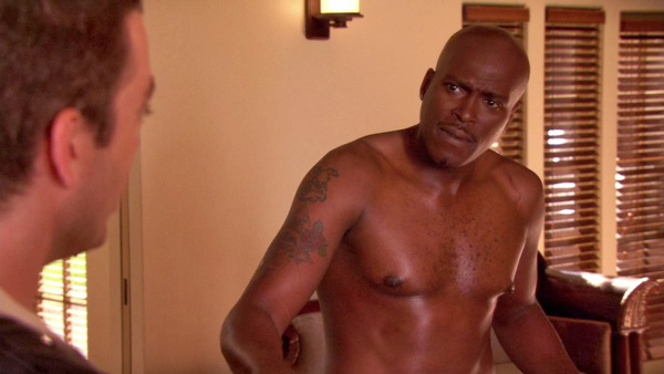 Lexington Steele en 'Weeds'