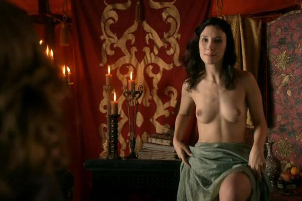 Sibel Kekilli en 'Juego de tronos'