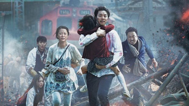 Reseña: ¡Zombis al tren! ('Train to Busan')