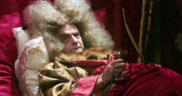 La muerte de Luis XIV 2016