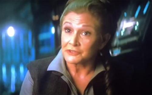 Carrie Fisher - El despertar de la fuerza