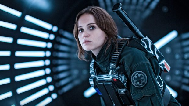 Rogue One .- Jyn Erso