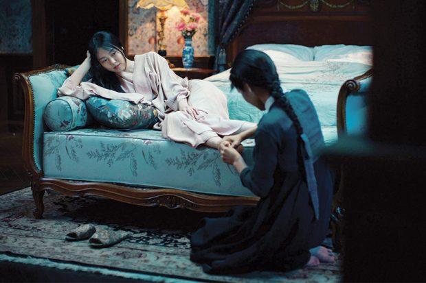 La doncella (The Handmaiden) 2016