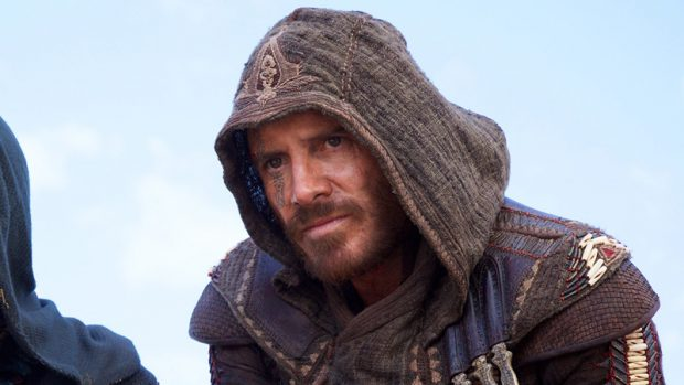 Michael Fassbender -Assasin's Creed