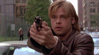 Brad Pitt - La sombra del diablo