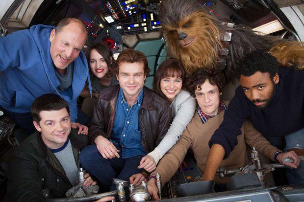 Han Solo Lucasfilm