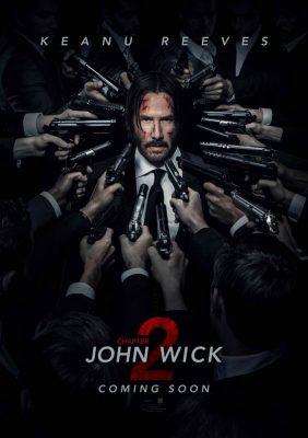 John Wick 2 poster