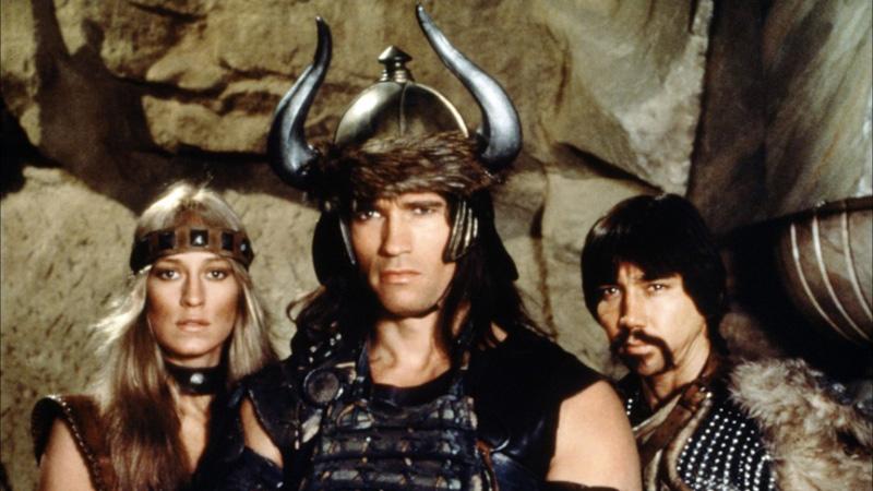 Conan el bárbaro 1982