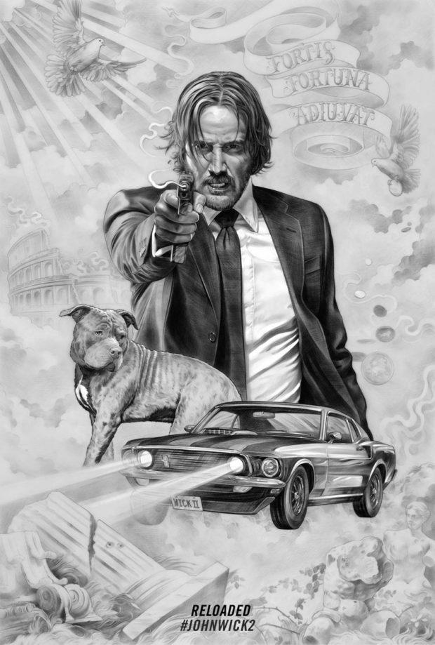 John Wick poster2017