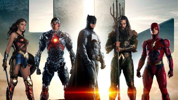 La Liga de la Justicia poster 2017