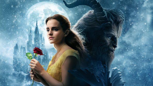 La bella y la bestia 2017 poster