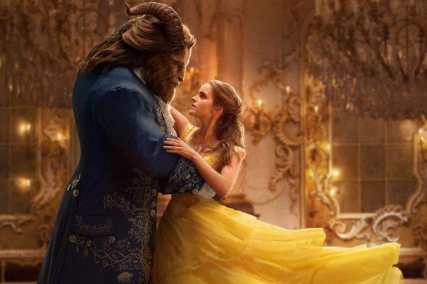 La bella y la bestia Disney 2017