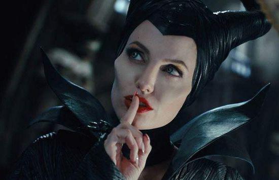 Maléfica Angelina Jolie