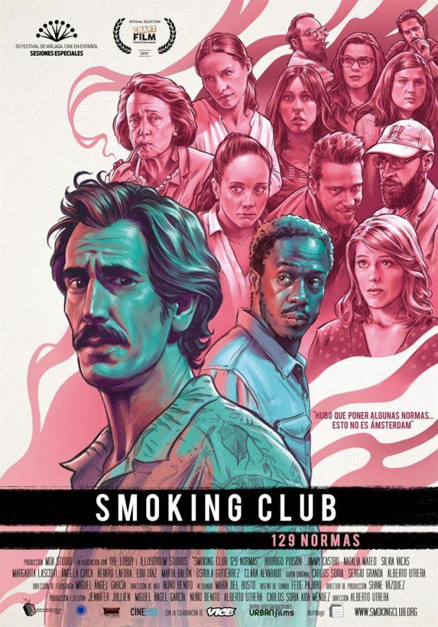 Smoking Club poster2
