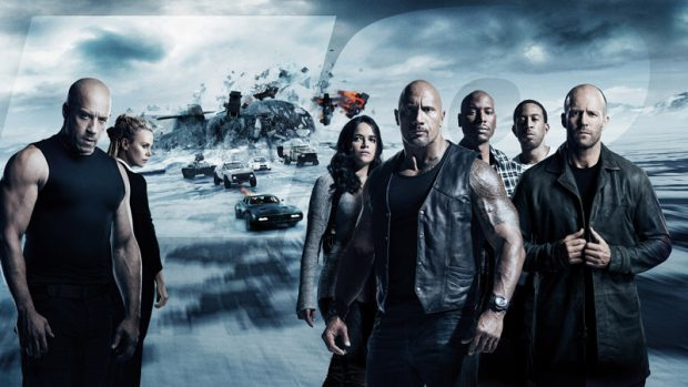 Fast Furious 8 poster