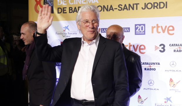 Richard Gere - BCN Film Fest