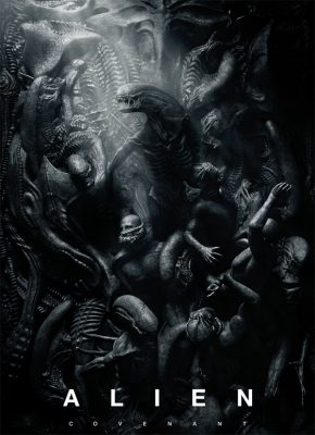Alien Covenant 2017 poster