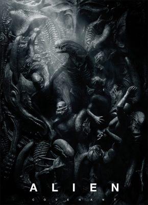 Alien Covenant 2017 poster