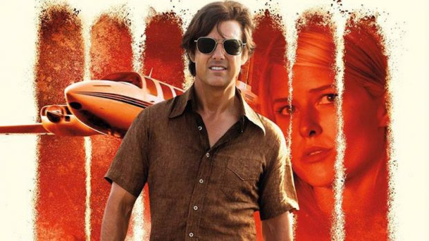 Barry Seal El traficante (American Made)