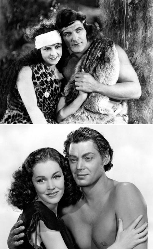 Tarzan versiones