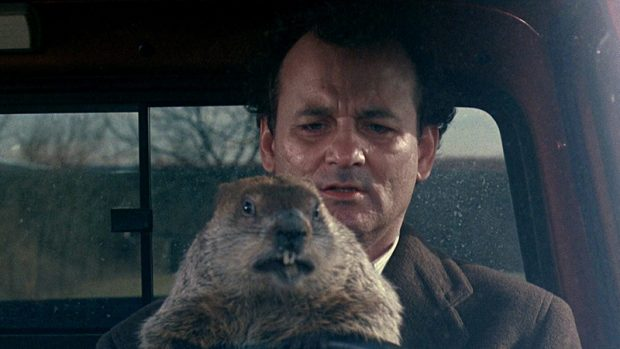 Atrapado en el tiempo (Groundhog Day)
