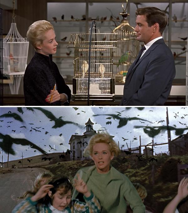 Los pájaros (The Birds, 1963