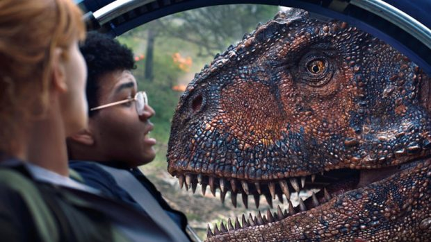 Jurassic World: El reino caído (Jurassic World: Fallen Kingdom)