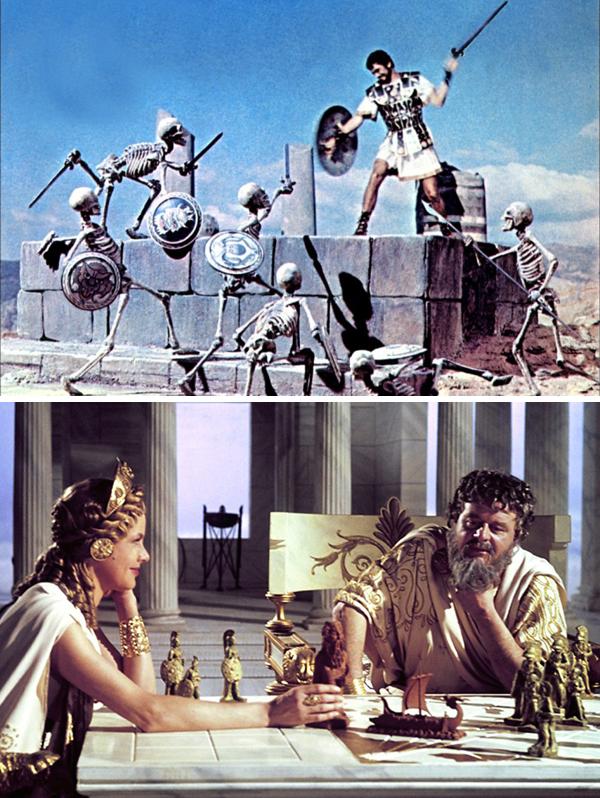 Jason y los argonautas (1963)