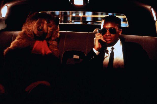 De'voreaux White en Jungla de cristal (Die Hard, 1988)