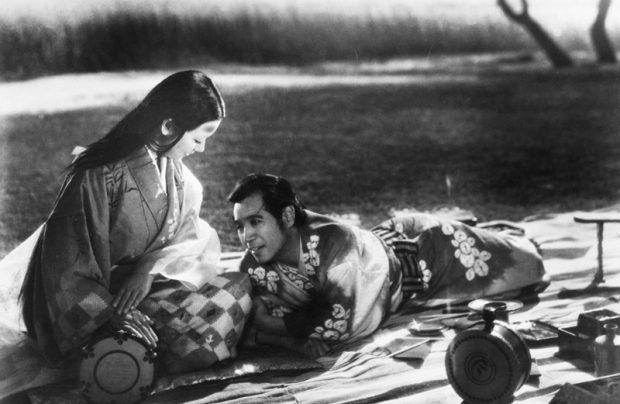 Cuentos de la luna pálida (Ugetso monogatari, 1953)
