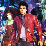 Guardians of the Galaxy con Michael Jackson