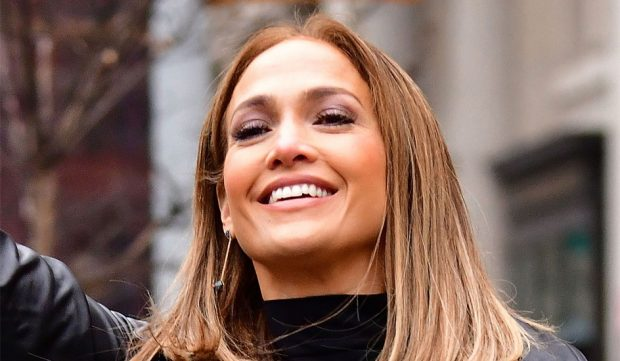 Jennifer Lopez en 'Jefa por accidente'
