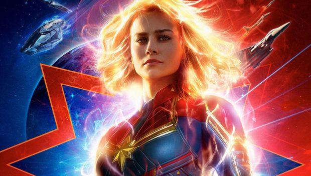 Capitana Marvel 2019