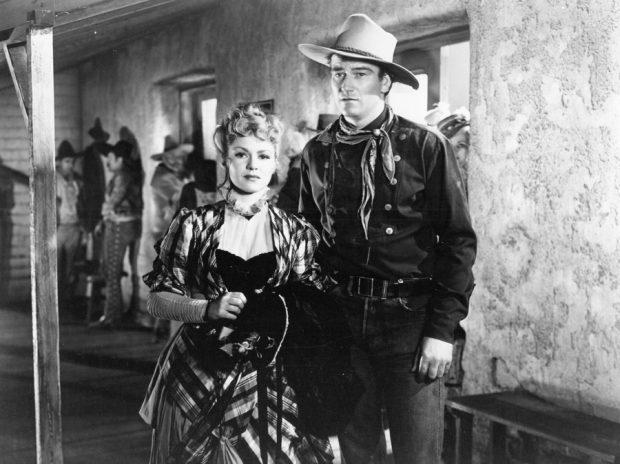 La diligencia (Stagecoach, 1939)
