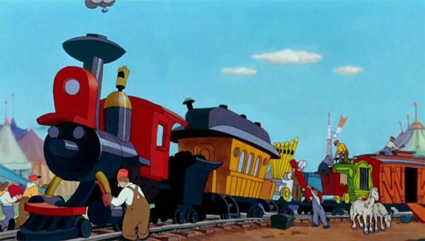 Dumbo Locomotora