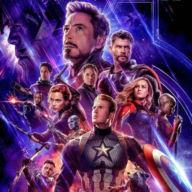 Vengadores: Endgame (poster)