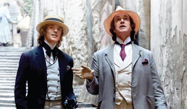 La importancia de llamarse Oscar Wilde (The Happy Prince)