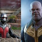 Thanos y Ant-Man
