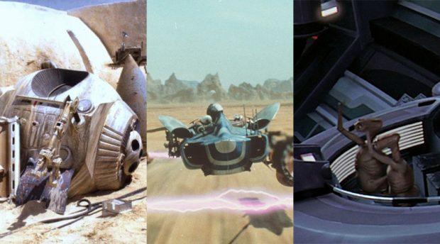 Star Wars: Episodio I - La amenaza fantasma