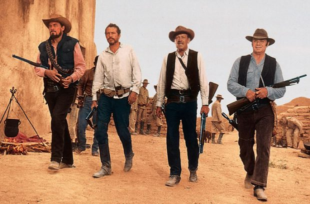 Grupo salvaje (The Wild Bunch, 1969)