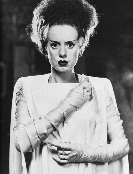 (La novia de Frankenstein, 1935 / Universal Pictures)