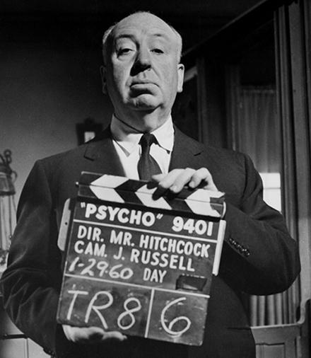 (Psycho, 1960/Paramount)