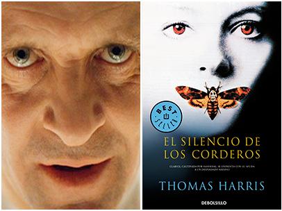 Hannibal Lecter. El Silencio de los Corderos.