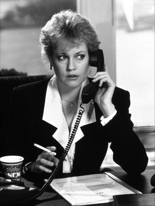 (Armas de mujer, 1988 / 20th Century Fox)
