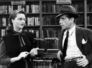 (El sueño eterno, 1946 / Warner Bros.)